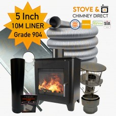 Saltfire ST1 Package Deal (5 Inch 10m Liner in 904)