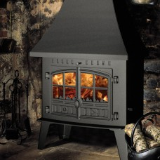 Hunter Low Output Inglenook Multi-Fuel Stove
